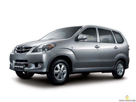 Rack End Daihatsu Xenia 1 3 daihatsu xenia technical specifications and fuel economy