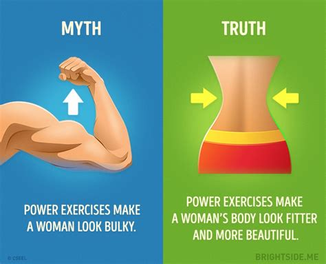 7 Fitness Myths That Really Are True by 10 Fitness Myths You Need To Stop Believing