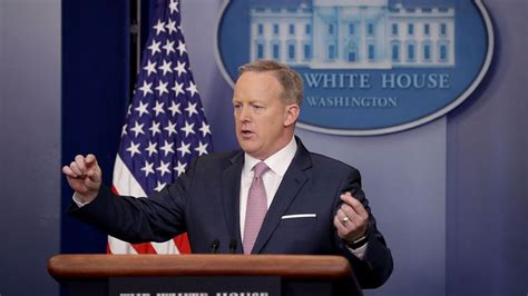 sean spicer last press conference white house press conference with secretary sean spicer 4
