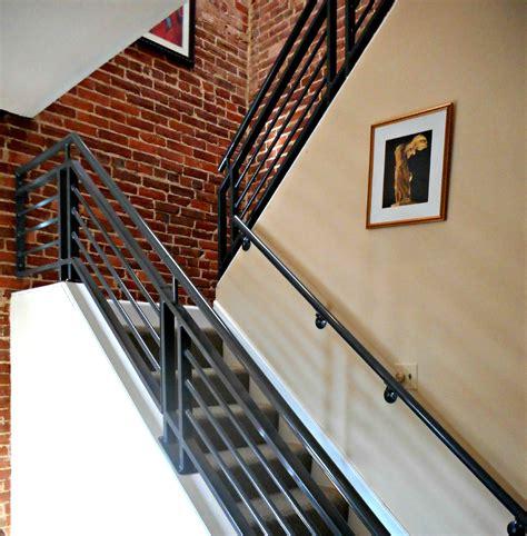 interior railings antietam iron works