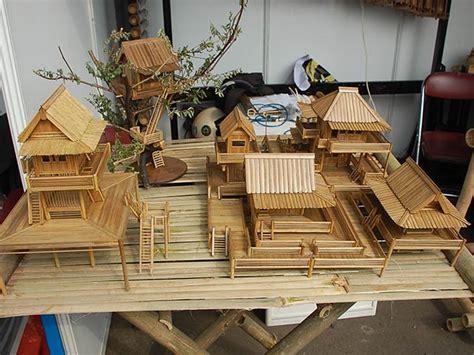 membuat kerajinan rumah dari bambu kumpulan kreasi unik dari batang dan ranting pohon ragam