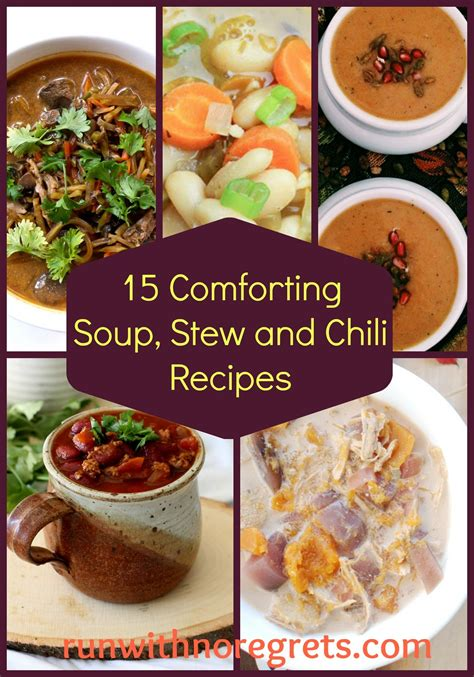 Pdf Soup Comforting Recipes 15 healthy and comforting crockpot soup stew and chili