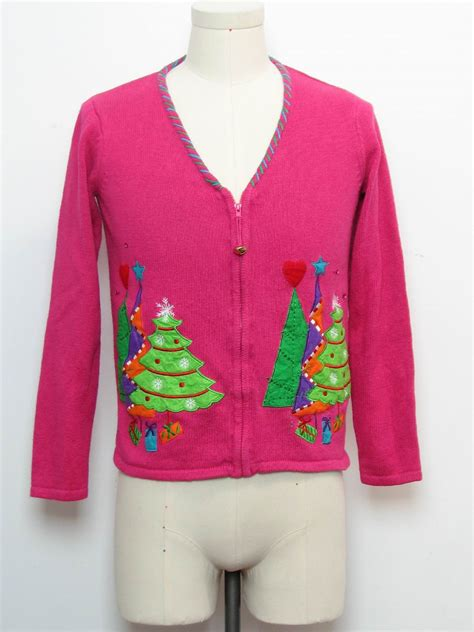 womens ugly christmas sweater tiara international