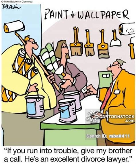 house painter jokes painting and decorating cartoons and comics funny