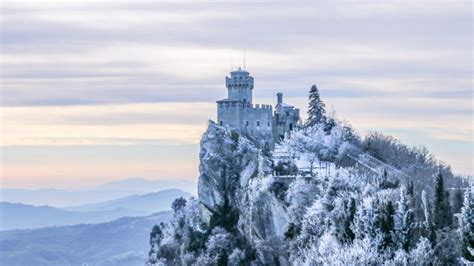 Winter weekend in San Marino   Breathe With Us