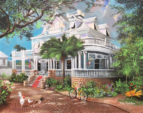 curry house key west artist ray rolston landmarks of key west