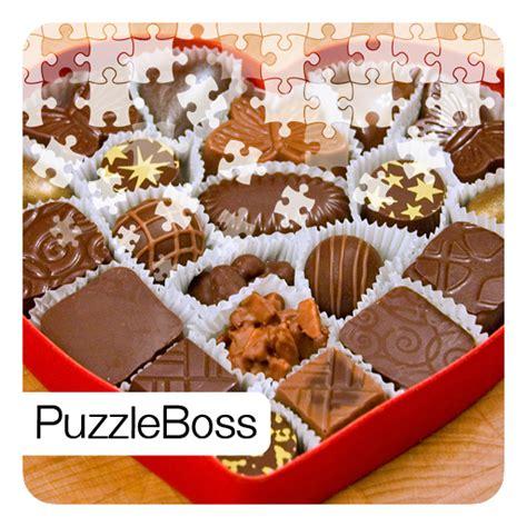 amazon com valentine chocolate jigsaw puzzles appstore