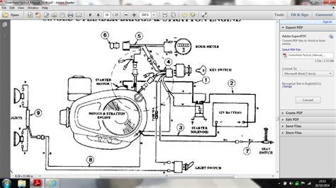 wiring diagram briggs stratton engines get free image