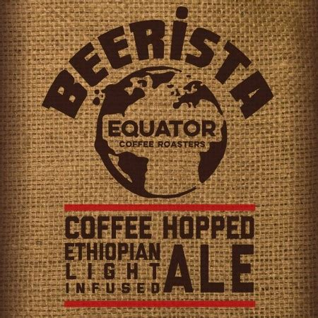 equator exploration limited press press releases clocktower brew pub releases beerista coffee hopped golden