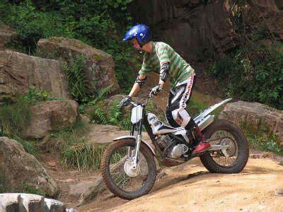 Trial Motorrad Luftdruck by Scorpa Sy 200 187 Elmar Heuer Trialschule