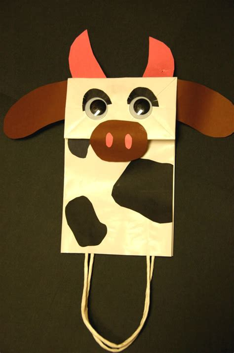 paper bag dog pattern 59 paper bag puppets guide patterns