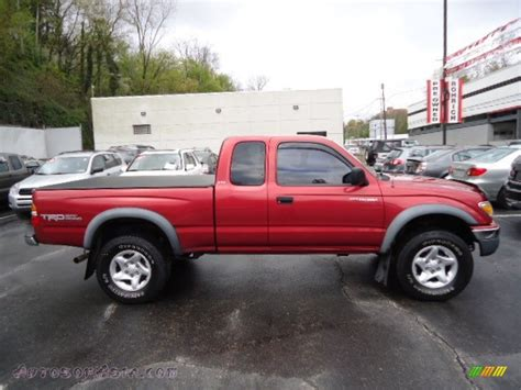 2001 Toyota Tacoma For Sale 2001 Toyota Tacoma Trd Xtracab 4x4 In Impulse Pearl