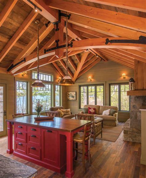 2018 excellence in small home design winner winnipesaukee