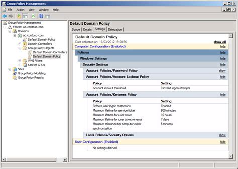 policy management console 5 tips for managing windows servers more efficiently biztech