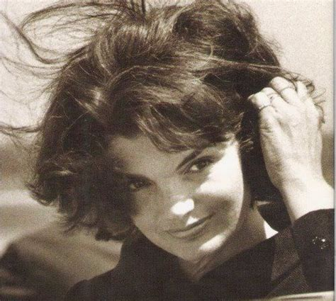 john f kennedy hair style jackie kennedy divinely inspired 33 pinterest
