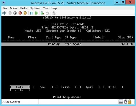 install android on how to install android 4 4 r5 on a vm enhansoft