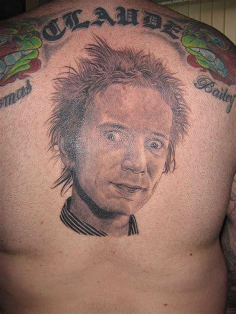 rotten tattoo rotten