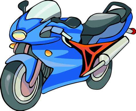 clipart co motor cycle clip cliparts co
