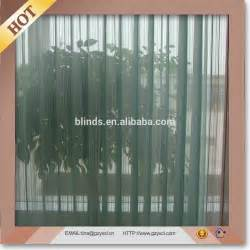 wholesale custom clear fabric vertical blinds buy clear