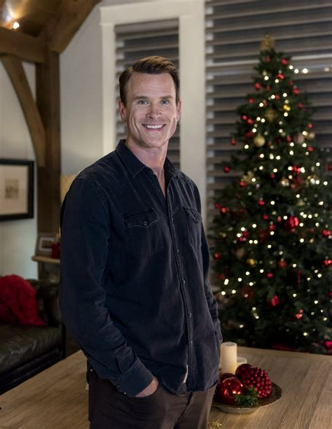 Publishing Warehouse Sweepstakes - gabriel hogan on christmas list hallmark channel