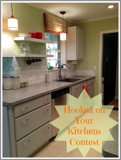 Real Kitchen by Real Kitchen Stories 10 Readers Invite Us In Hooked On