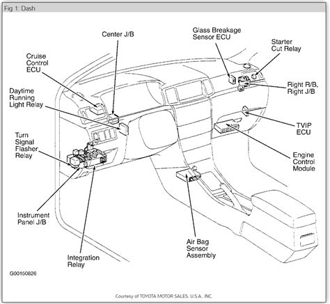 wiring diagram for 2004 toyota matrix wiring just