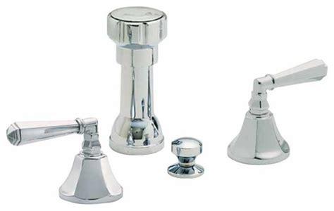 Bidet Fixtures 4604 Monterey Bidet Faucet Set Bidet Faucets By