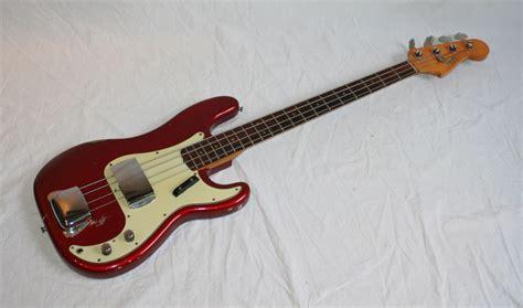Fender Bass by Fender Precision Bass 1964 Image 500768 Audiofanzine