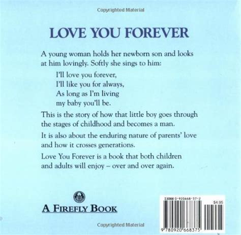 The True Story Behind The 'Love You Forever' Book   Simplemost