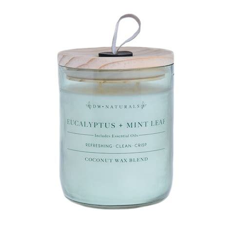 dw home scented candles naturals collection preview best