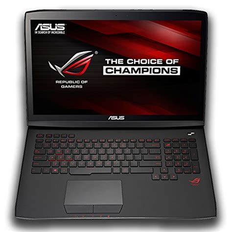 Laptop Asus 17 Inch I7 cuk asus rog g751jl hd 17 inch gaming laptop intel i7 4720h