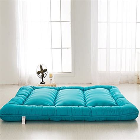 blue futon tatami mat japanese futon mattress cheap futons