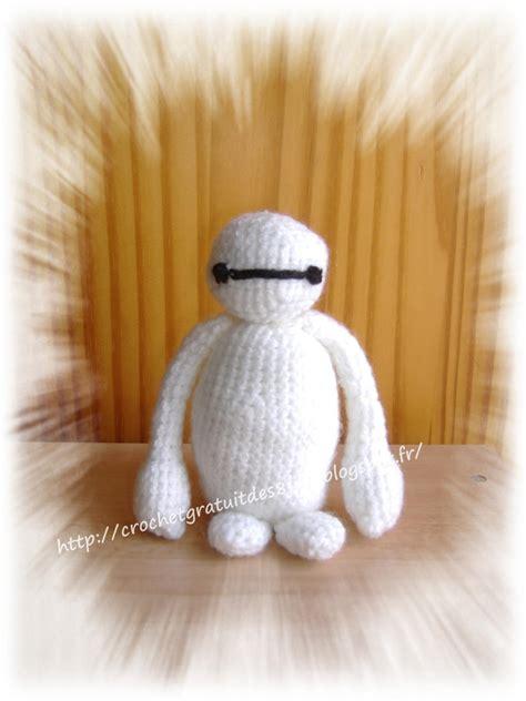 Amigurumi Baymax amigurumi au crochet
