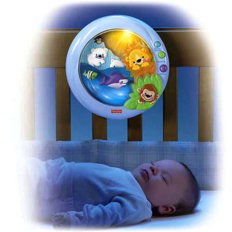 Crib Soother by Fisher Price Precious Planet Melodies And