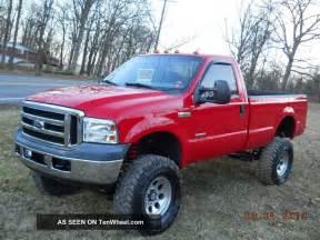 2006 ford f250 4x4 28k mi diesel 8 quot lift 37 quot tires