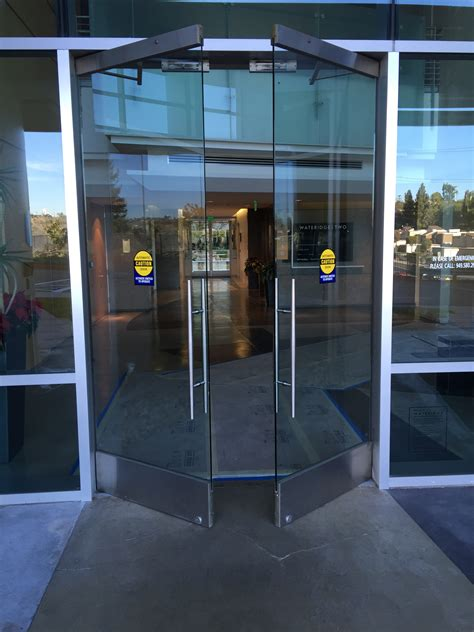 auto swing door barr commercial doors orange county san bernardino