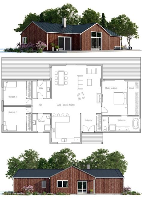 cheap small home plans 25 impressive small house plans for affordable home