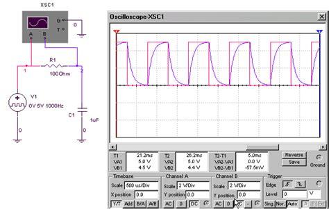 capacitor charging multisim charging a capacitor multisim 28 images garrett s designing a boost converter simulation