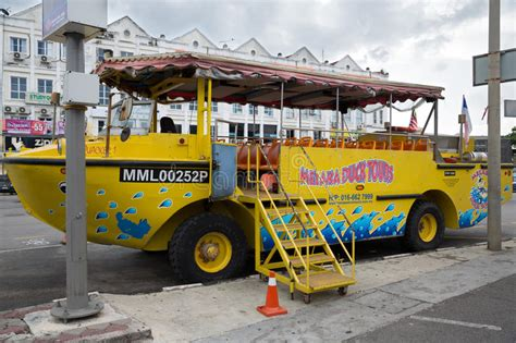 duck boat tours melaka duck tours this tourist attraction in malacca editorial