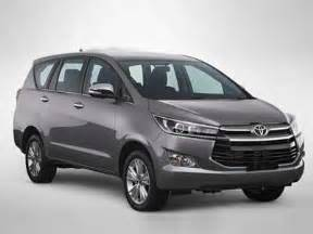 innova new car price new toyota innova 2015 price
