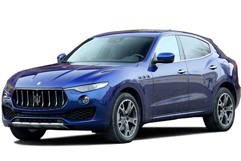 maserati levante blue maserati levante suv mpg co2 insurance groups carbuyer