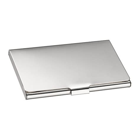 business card display holder buy christofle uni business card holder amara