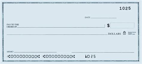 Blank Check Template Tryprodermagenix Org Award Check Template