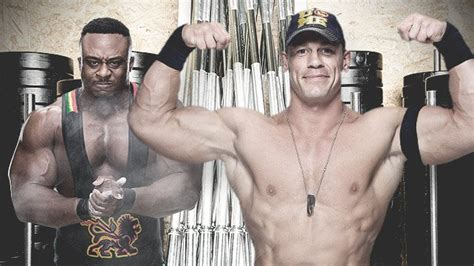 wwe wrestlers bench press health and fitness beefs wwe superstars reveal their max