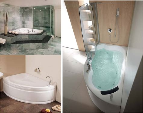 bathtub for small space how to choose bathtubs for small spaces home design ideas