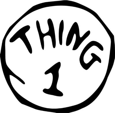 dafont dr seuss dr suess thing 1 thing 2 font forum dafont com