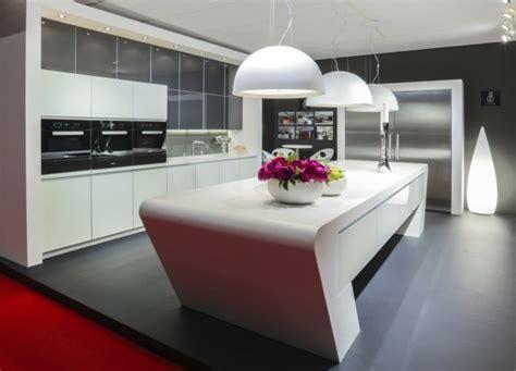 cuisine ilot central design la cuisine d 233 co contemporaine en 73 exemples