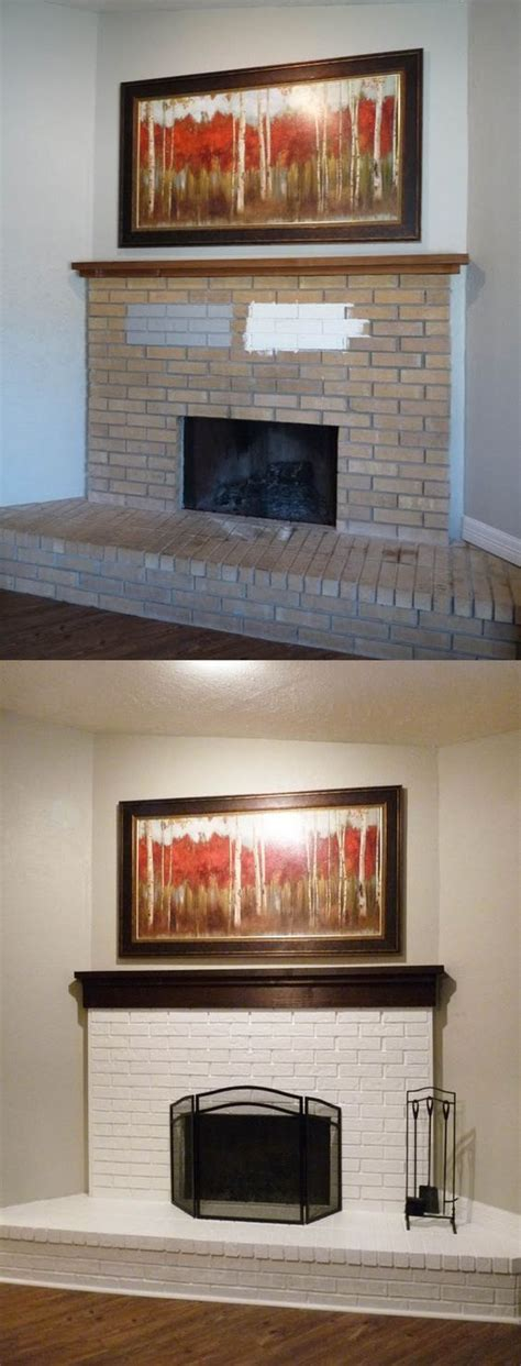 1000 ideas about painting brick 1000 ideas about paint brick fireplaces on