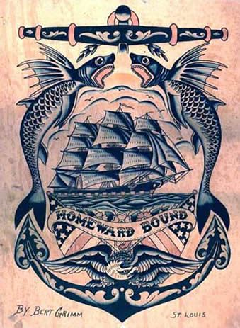 homeward bound tattoo history united states tattoos history of