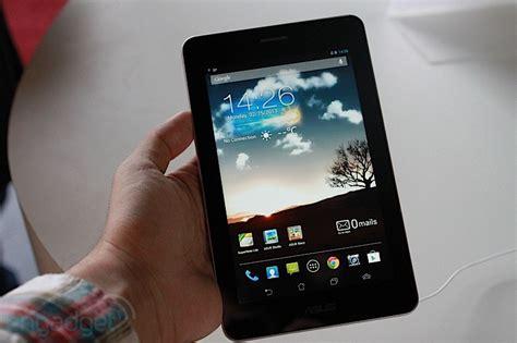 Tablet Asus Fonepad fonepad 7 asus italia ce lo mostra in android italia